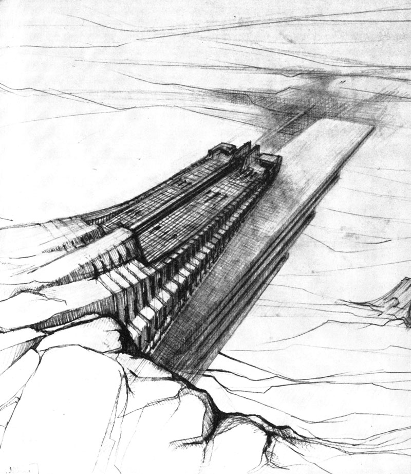 Great speculations the oblique function by claude parent and paul viril - Claude parent architecte ...