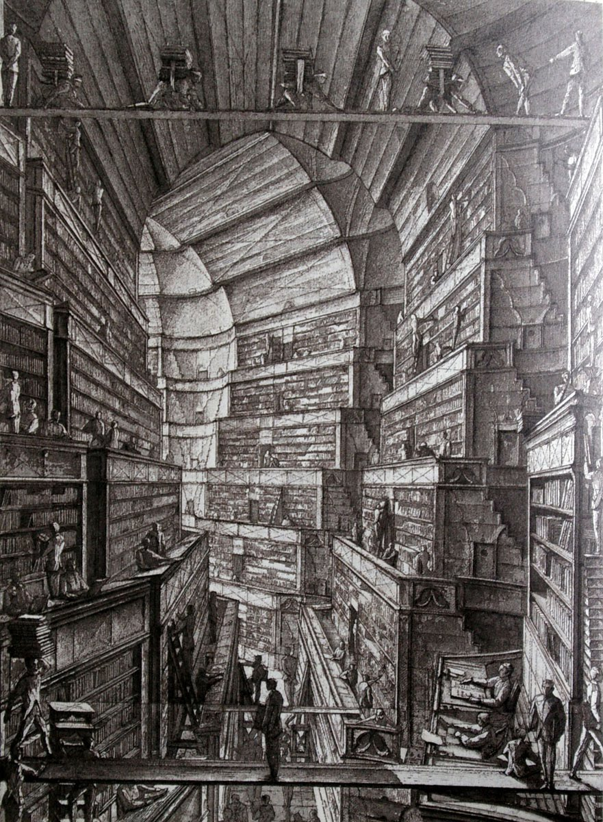 essays on the library of babel