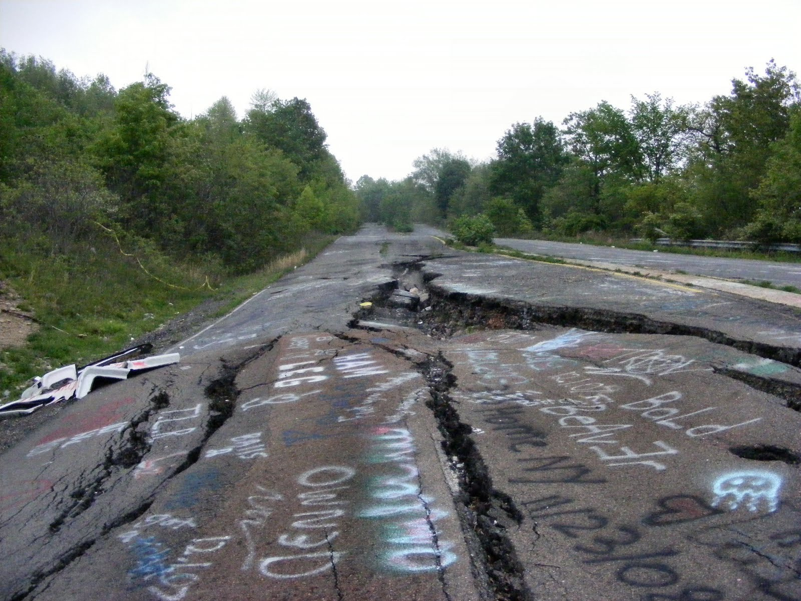Architectures Without Architects Centralia The Continuous