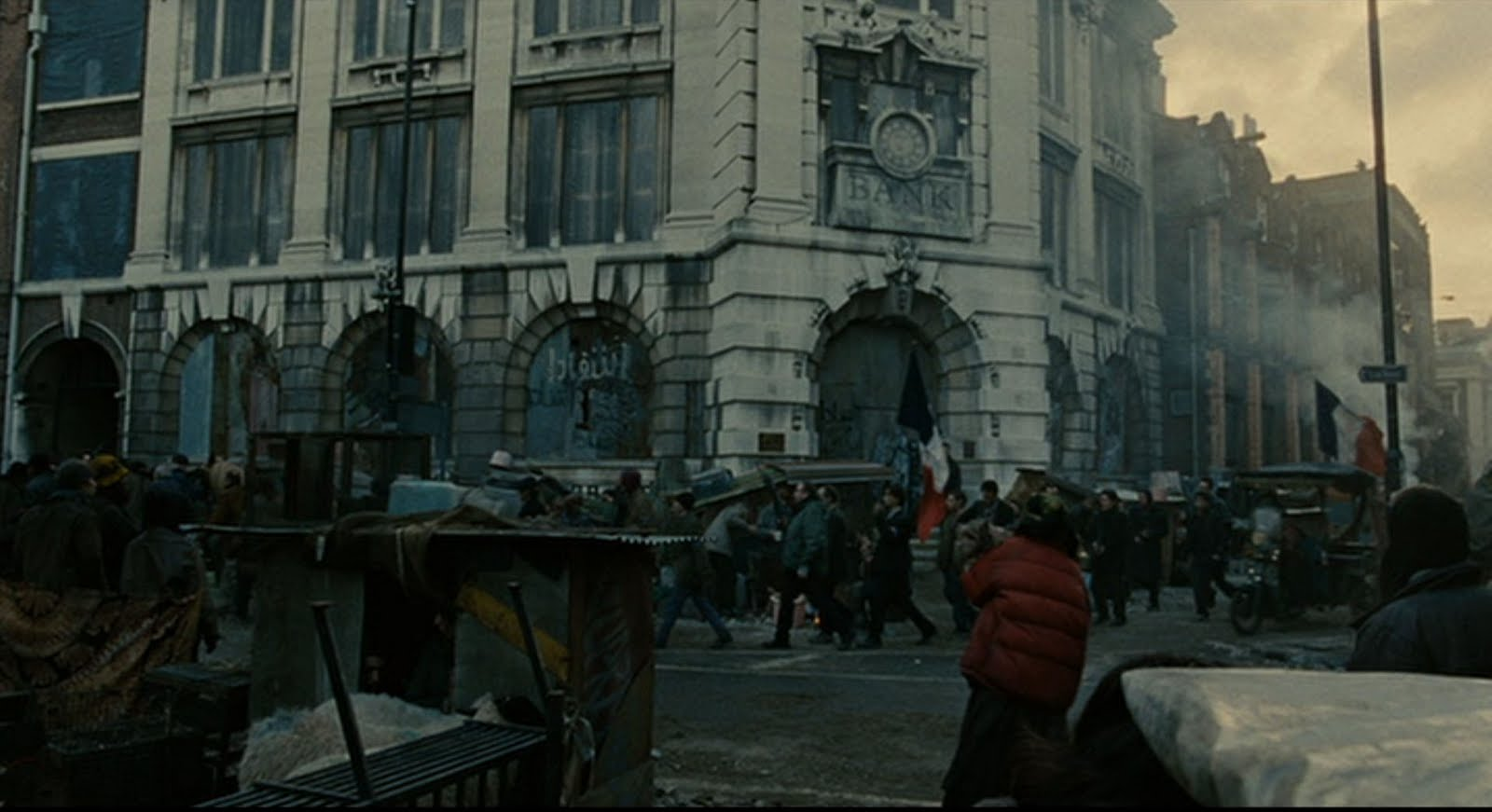 Term papers on children of men movie