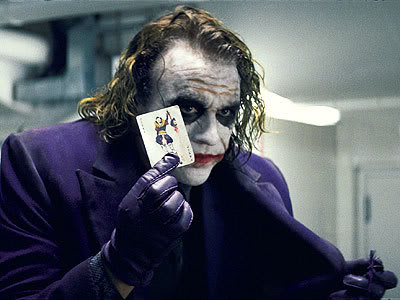 Image result for joker batman nolan