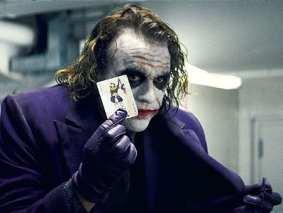 Image result for joker batman nolan