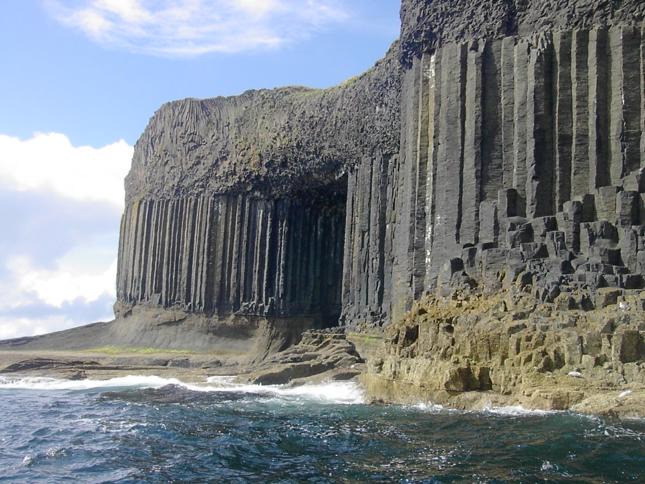 Architectures Without Architects Basalt Organs