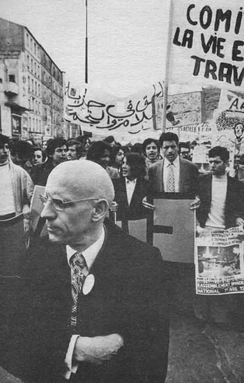 PHILOSOPHY /// Radio Broadcast about Michel Foucault   The Funambulist