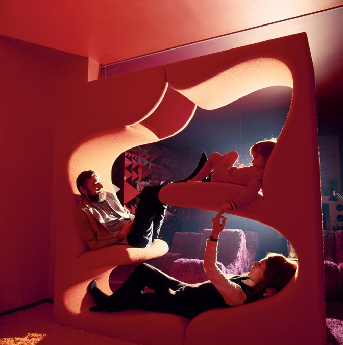 industrial design verner panton the funambulist. Black Bedroom Furniture Sets. Home Design Ideas