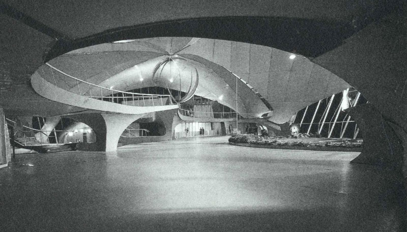 Classic Architectures Model And Plans Of The Twa