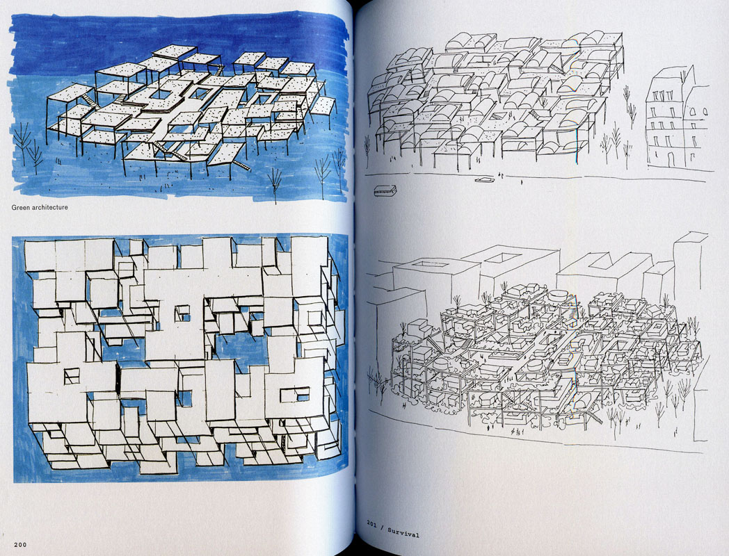 # ARCHITECTURAL THEORIES /// Pro Domo by Yona Friedman ...