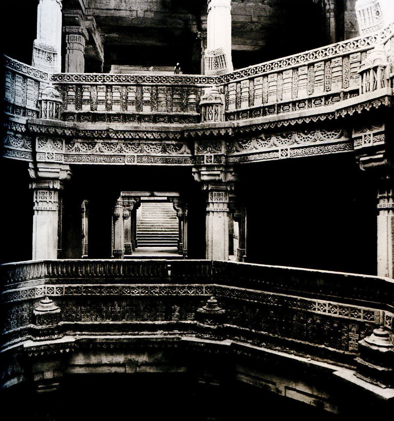 INDIA /// Steps to Water: The Ancient Stepwells of India by