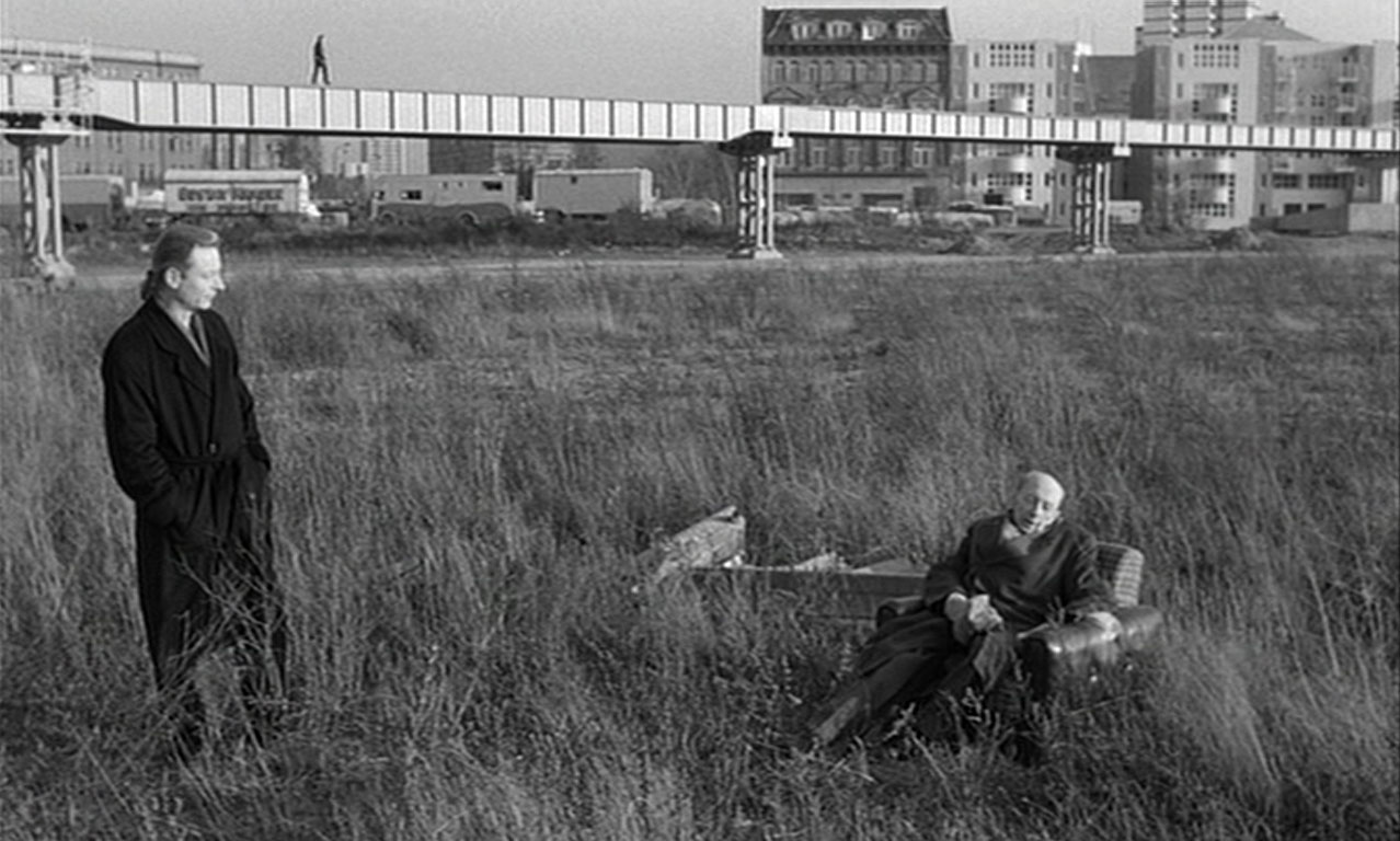 About Wings of Desire