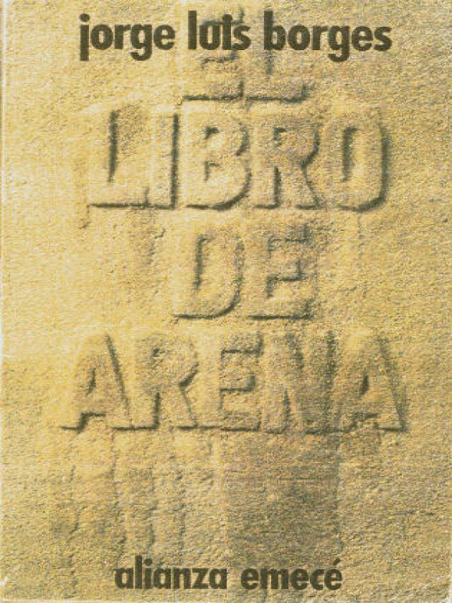 an analysis of jorge luis borgess the book of sand Jorge luis borges the book of sand plot overview and analysis written by an  experienced literary critic full study guide for this title currently under.