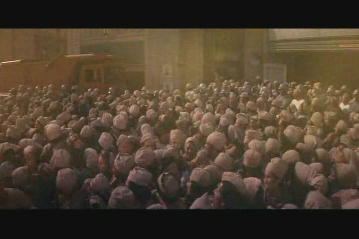 Science fiction over populated cities the for Soylent green