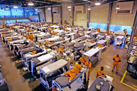 for profit prison complex