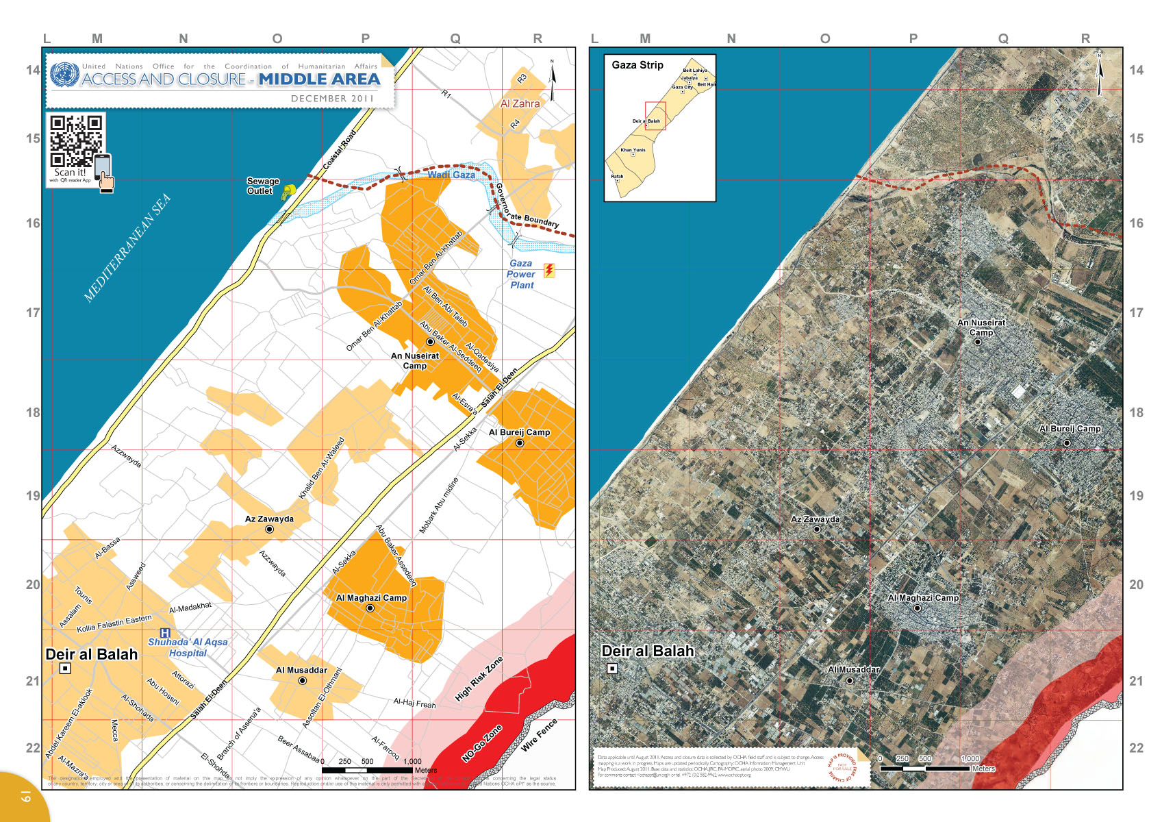 PALESTINE Political Geography of the Gaza Strip A Territory