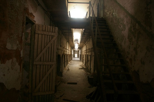Eastern State Penitentiary - Photo by Leopold Lambert (2)