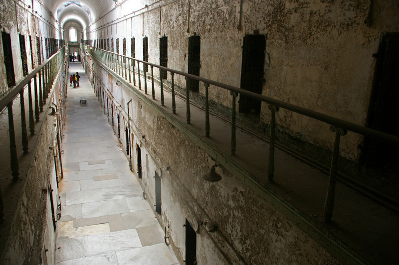 Eastern State Penitentiary Photo By Leopold Lambert on Dance Diagram