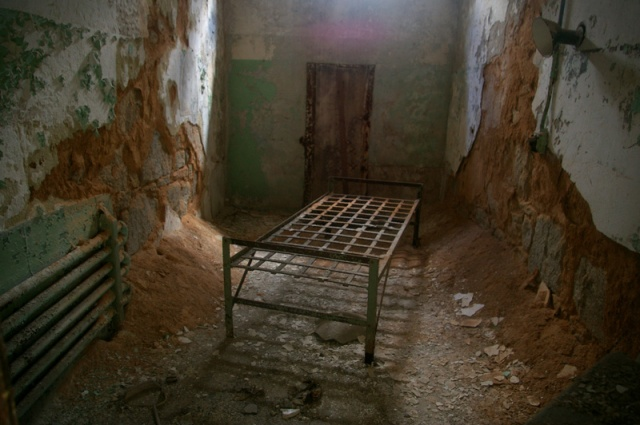 Eastern State Penitentiary - Photo by Leopold Lambert (4)