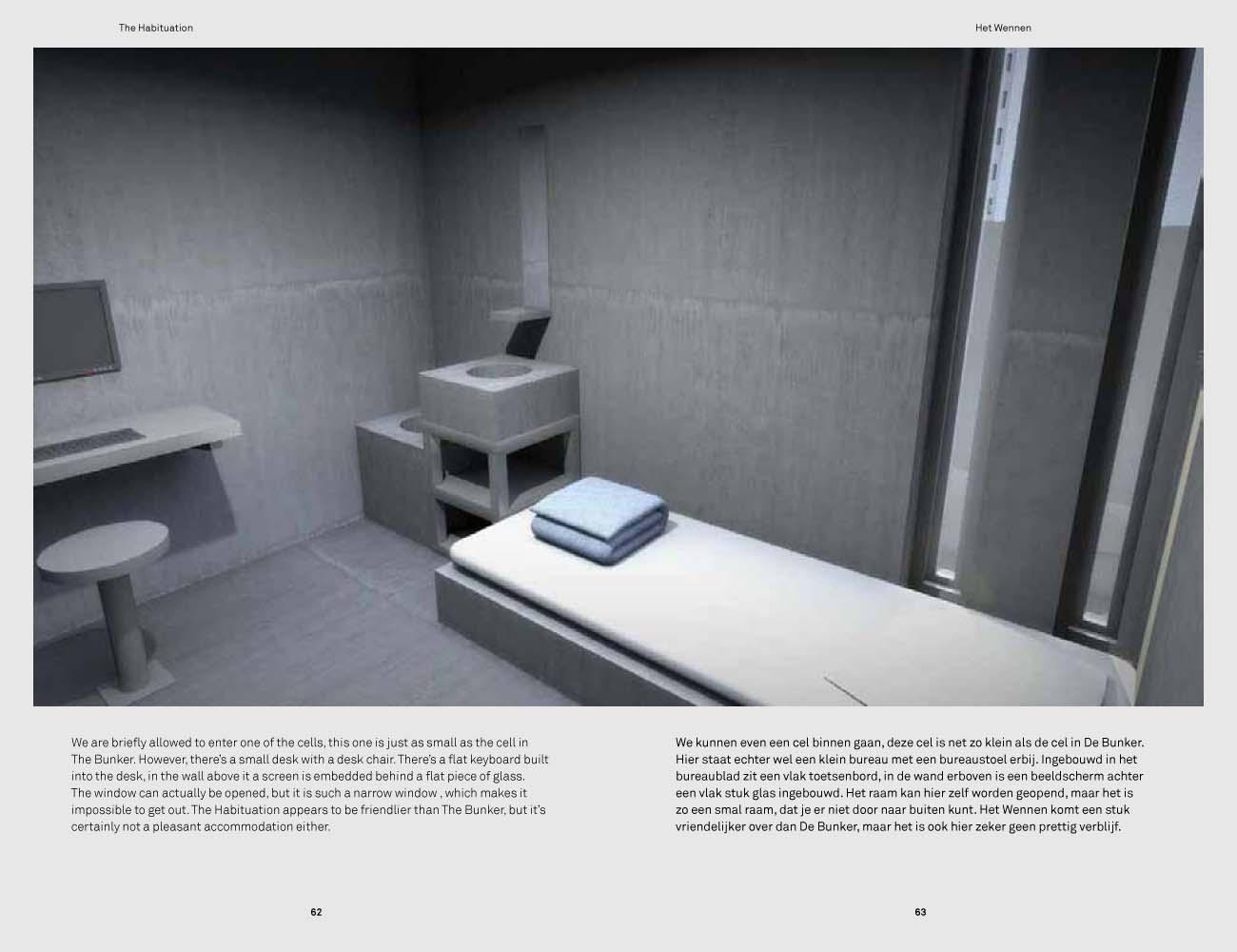 Jonas Staal - Fleur Agema's prison project 06