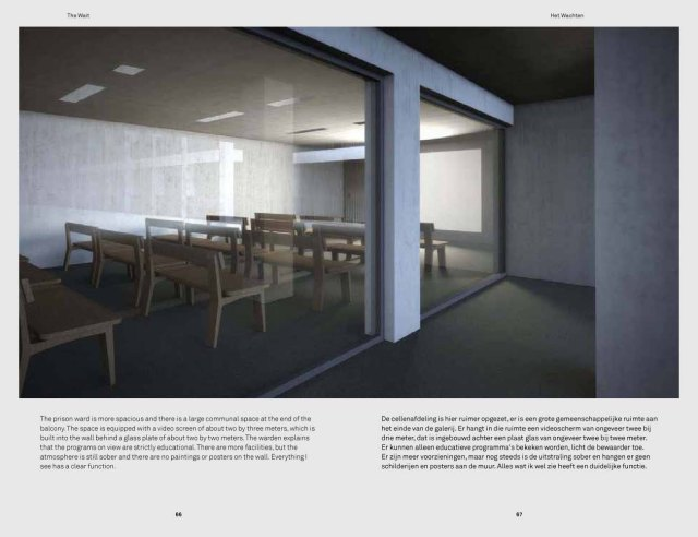 Jonas Staal - Fleur Agema's prison project 08
