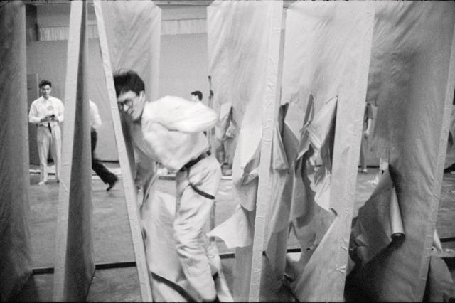Murakami+Saburo's+Passing+Through+1956