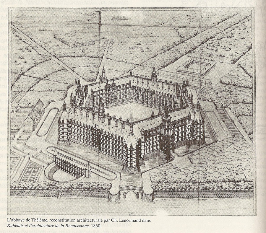 Abbaye de Thélème