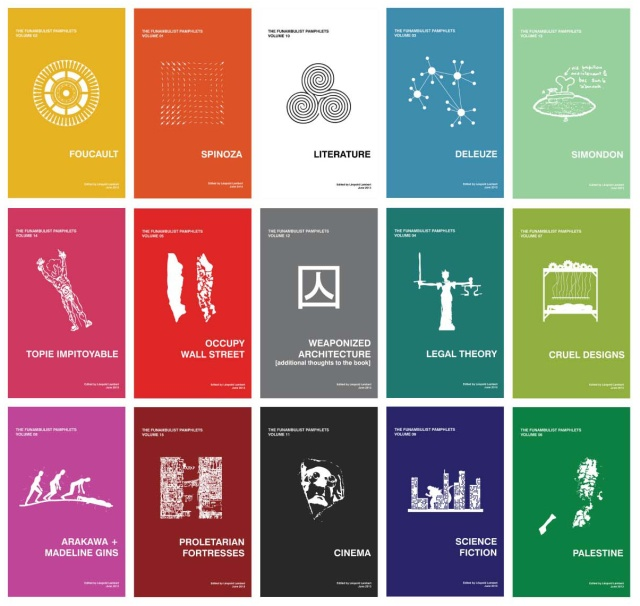 The Funambulist Pamphlets (vol1-15)