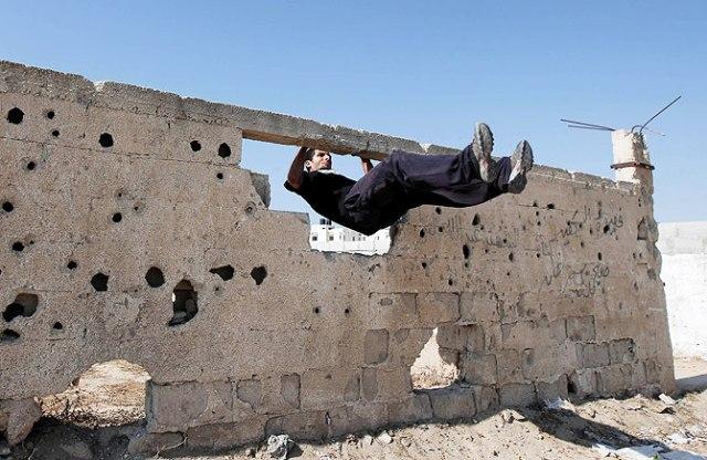 Parkour Gaza