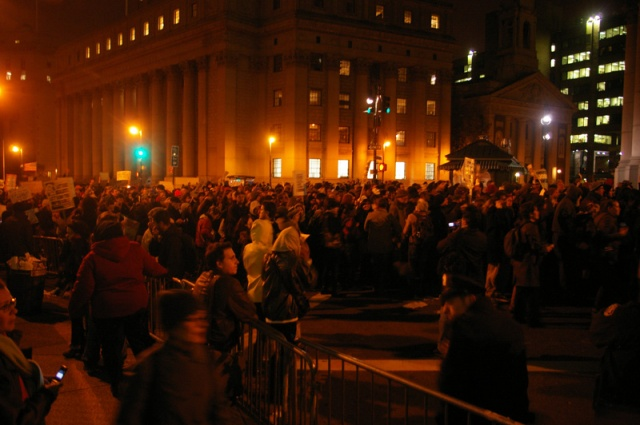 Occupy Wall Street Nov 2011 (photo Leopold Lambert)