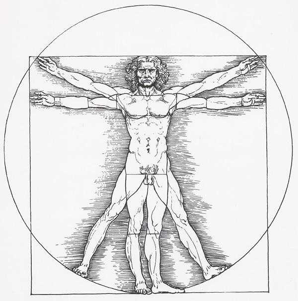 Vitruvian Man