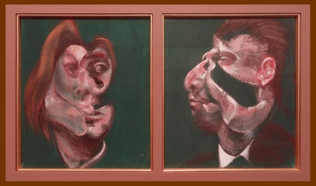 Bacon - Study for Head of George Dyer