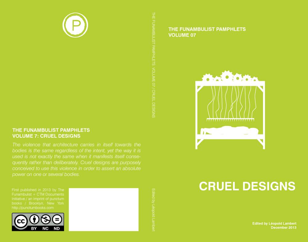 07- Cruel Designs (full cover)