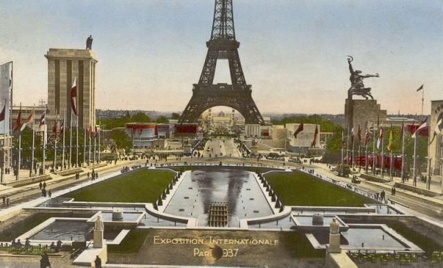 paris expo 37