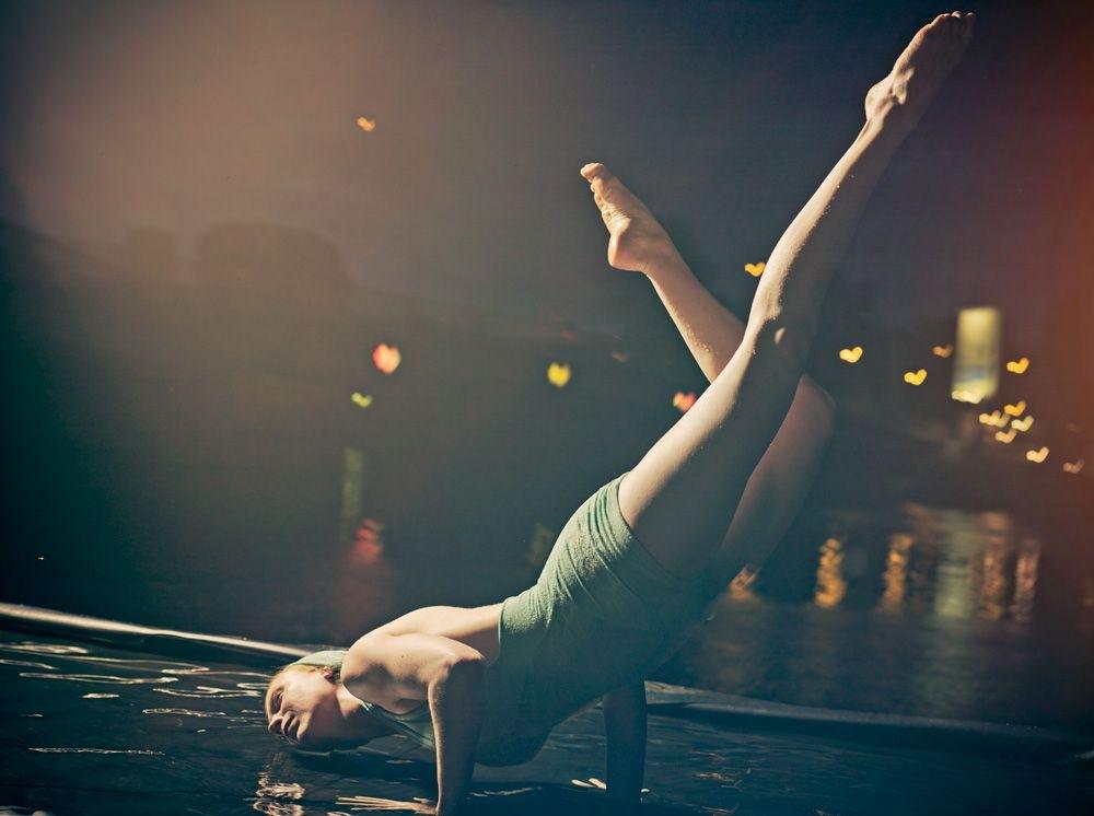 Adrienne Hart - Neon Dance