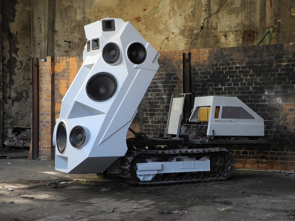 Sound Tank