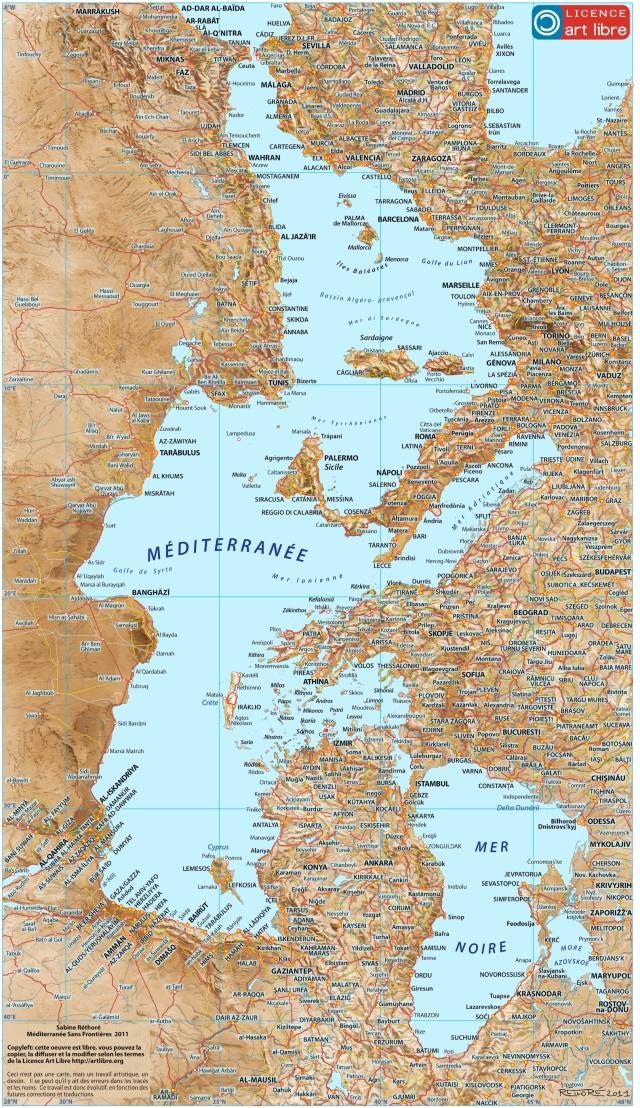 Mediterranée2 A3copyleft