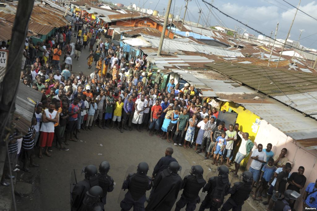 quarantine liberia