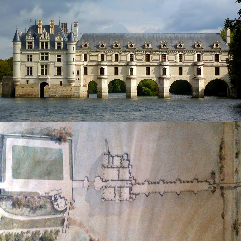 Chenonceau WWII