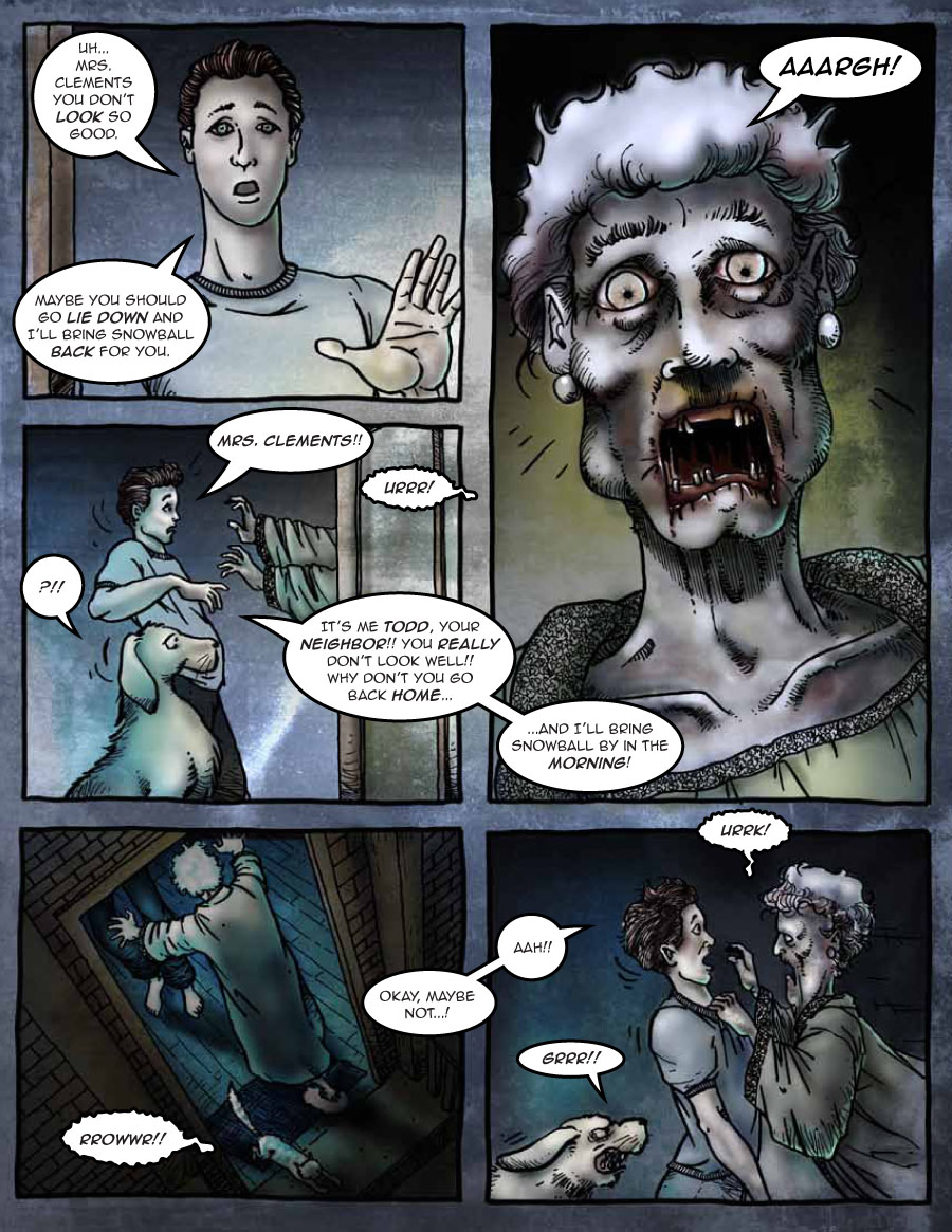 Centers for Disease Control and Prevention Comic Zombies-10