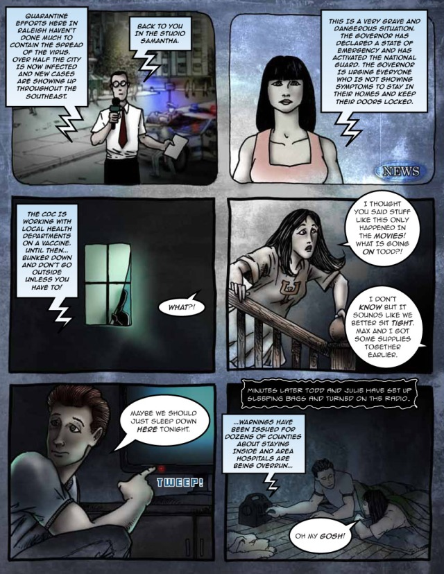 Centers for Disease Control and Prevention Comic Zombies-12