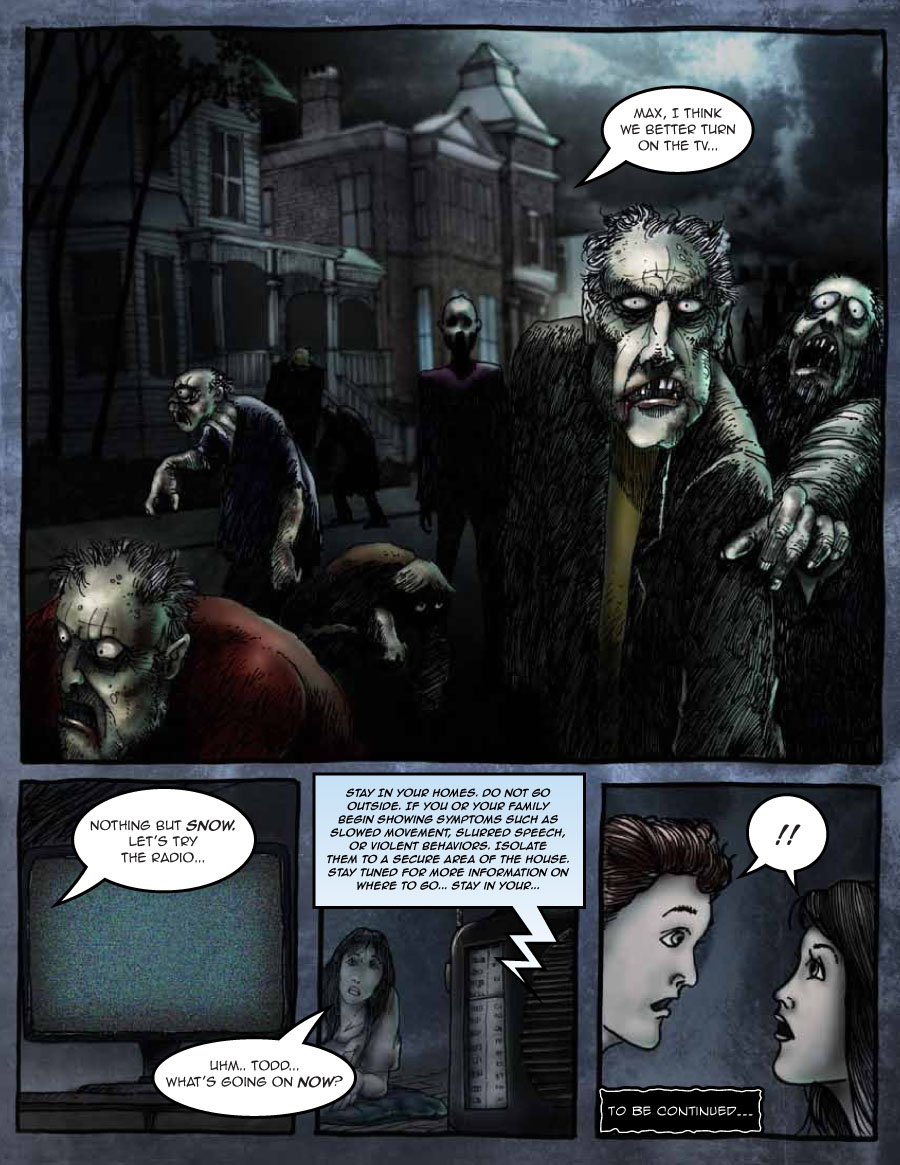Centers for Disease Control and Prevention Comic Zombies-14