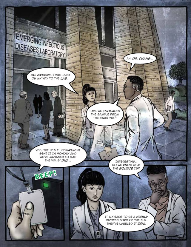 Centers for Disease Control and Prevention Comic Zombies-17