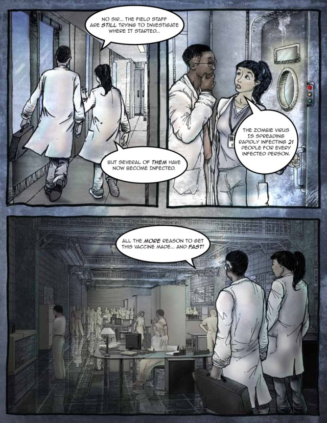 Centers for Disease Control and Prevention Comic Zombies-18