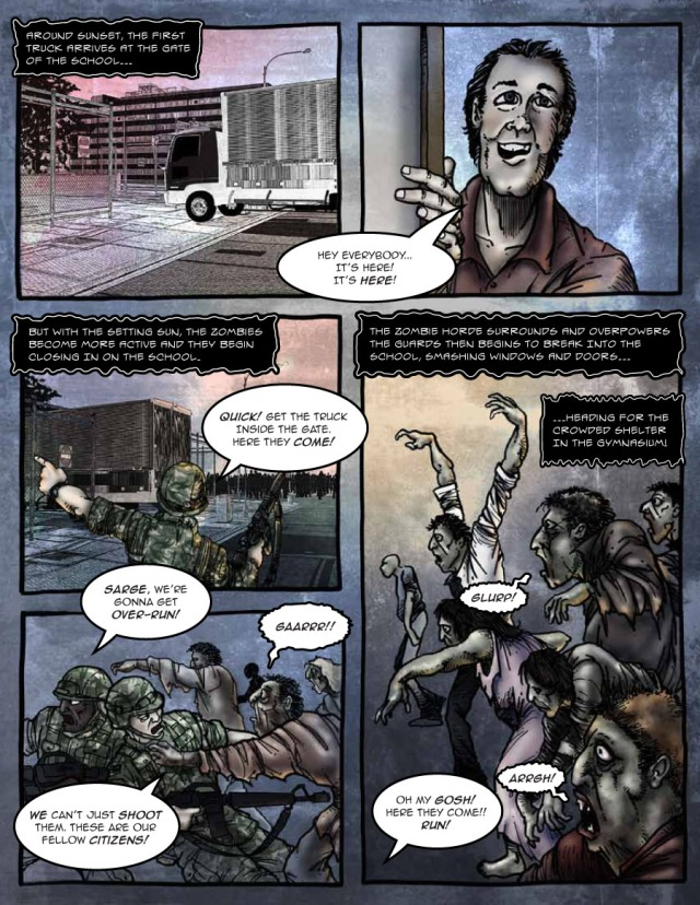 Centers for Disease Control and Prevention Comic Zombies-30