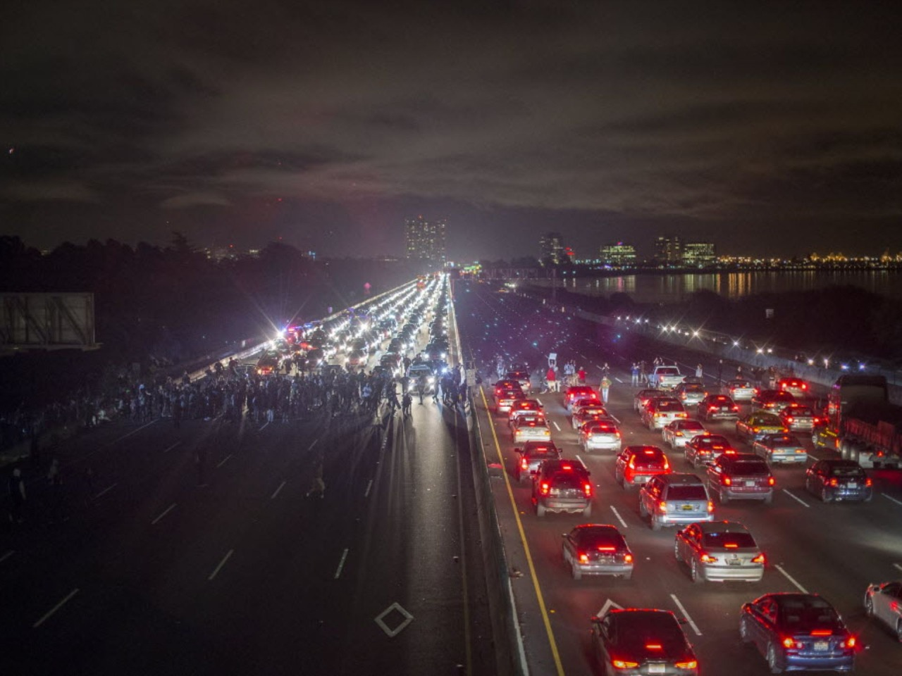 Black Lives Matter shut down highway