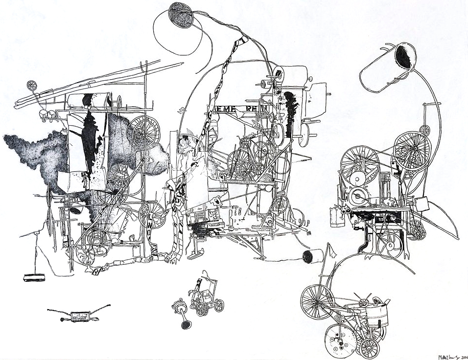 Joyous Machines Michael Landy and Jean Tinguely