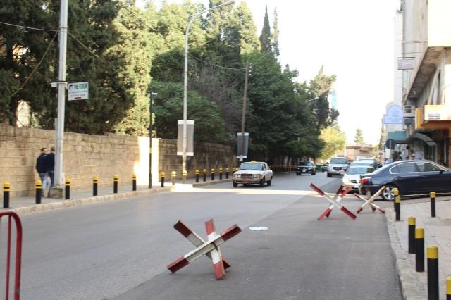Militarized Beirut - Photograph by Leopold Lambert (2)