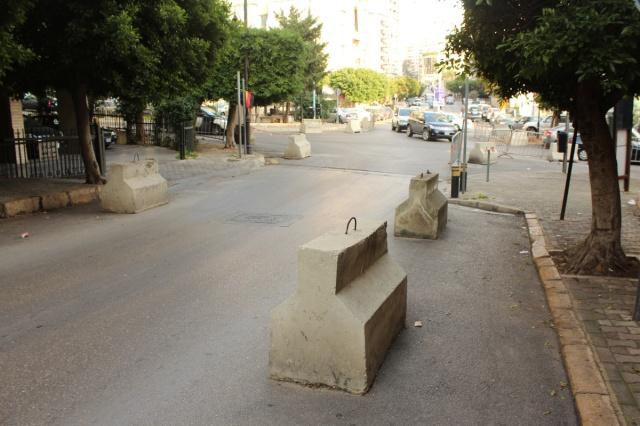 Militarized Beirut - Photograph by Leopold Lambert (3)