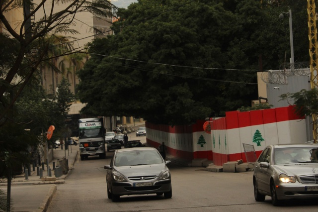 Militarized Beirut - Photograph by Leopold Lambert (4)