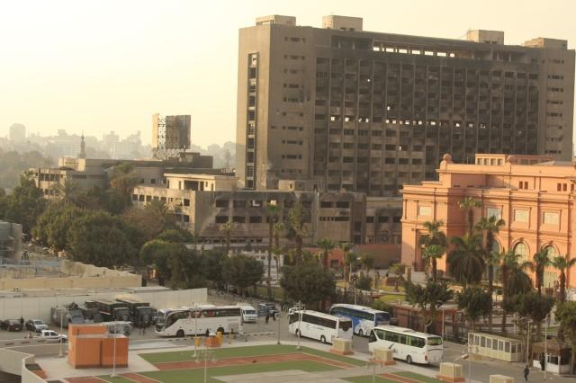Militarized Cairo - Photograph by Leopold Lambert (3)