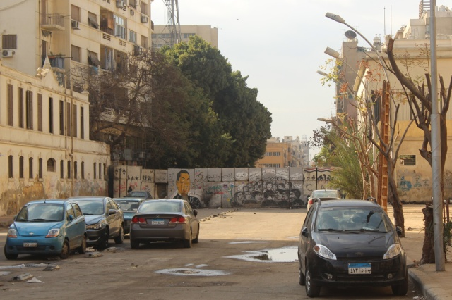 Militarized Cairo - Photograph by Leopold Lambert (4)