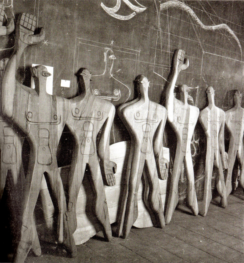 Le Corbusier - Expo Pompidou (2)